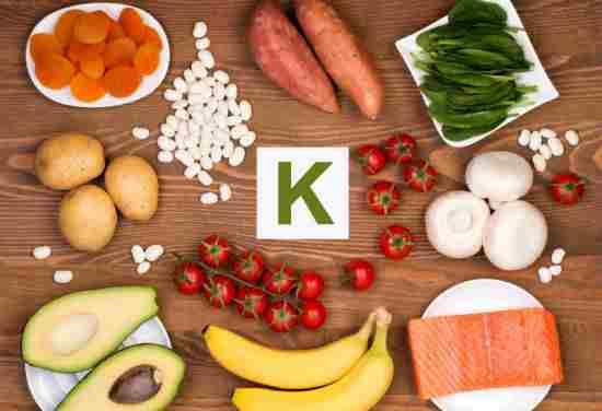 Витамин К: свойства