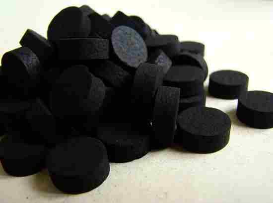 активированный уголь для лица