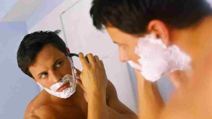 Раздражение после бритья на лице как избавиться