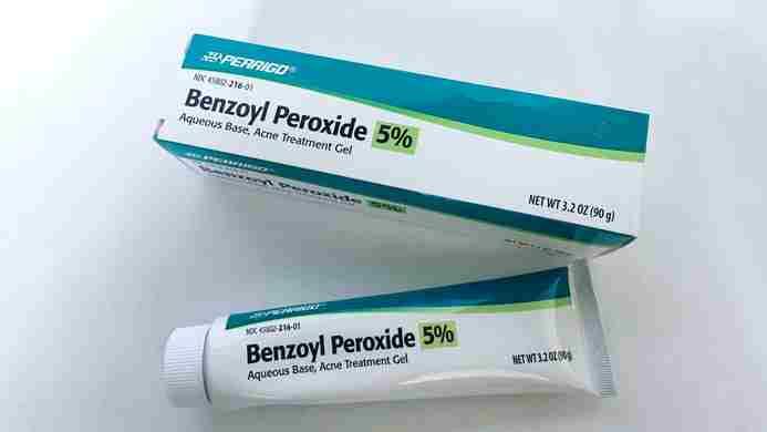 Гель Benzoyl Peroxide
