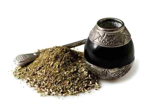 зеленый сушеный чай