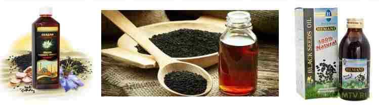 Масло черного тмина полезные свойства