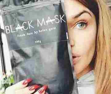 Black Mask для лица