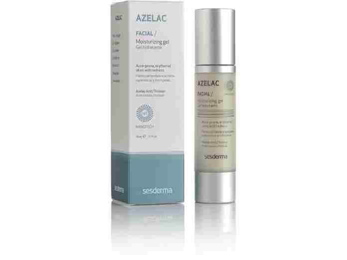 Увлажняющий гель Azelac для чувствительной кожи
