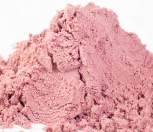 Рассыпчатая розовая глина